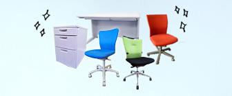 オフィス家具のクリーニング