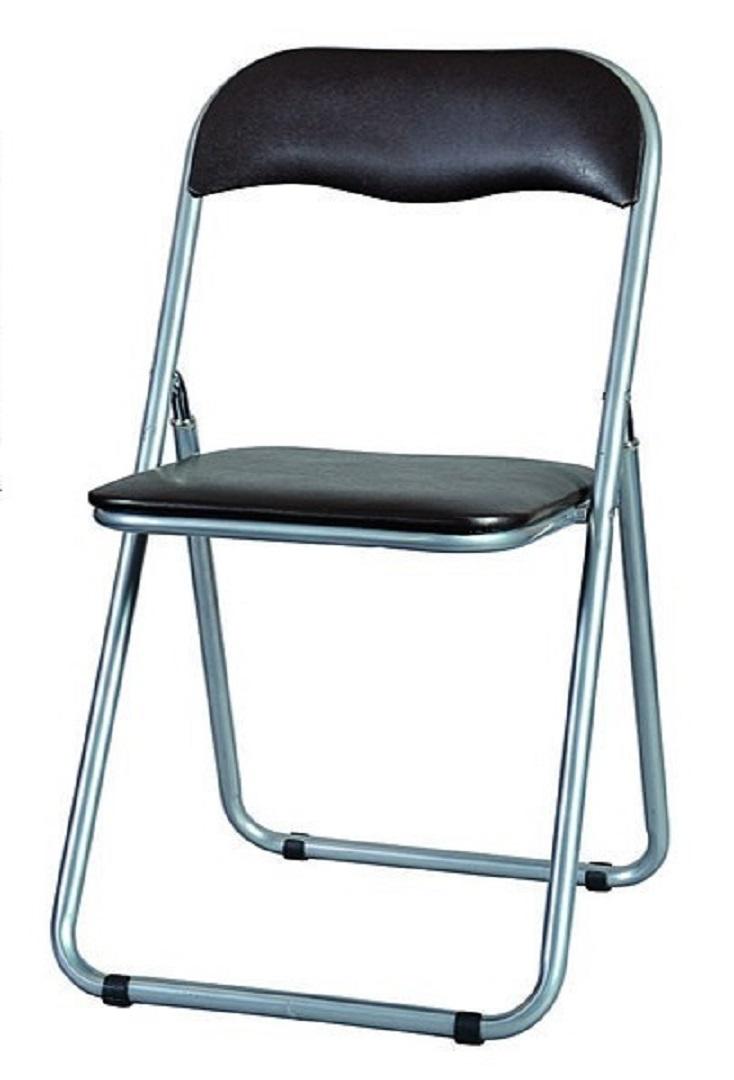 【事務用品】売れてます! 折りたたみパイプ椅子【ミーティングに】