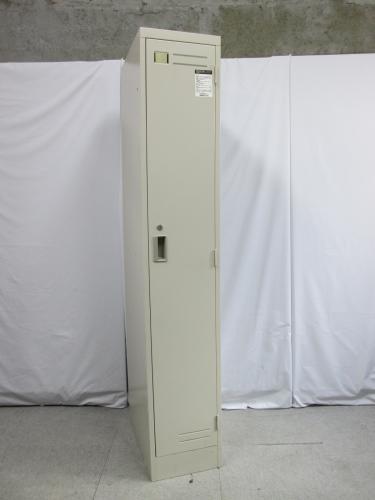 コクヨ|1人用ロッカー|スリムタイプ(W315)|鍵サービス(中古)