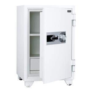 【事務用品】耐火金庫 容量115ℓ 2時間耐火 ダイヤル式