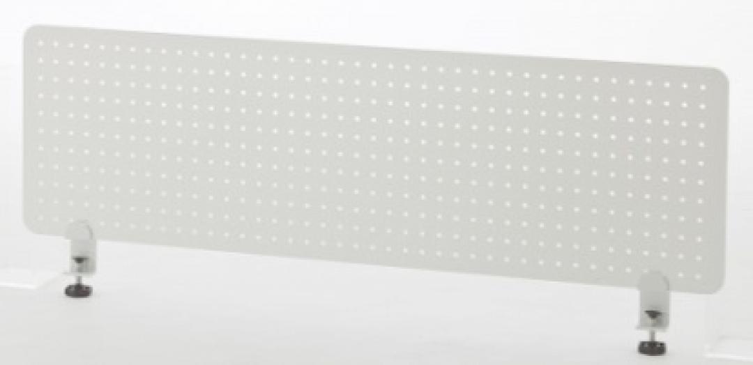 メタルデスクトップパネル クランプ型 W1000【事務用品】