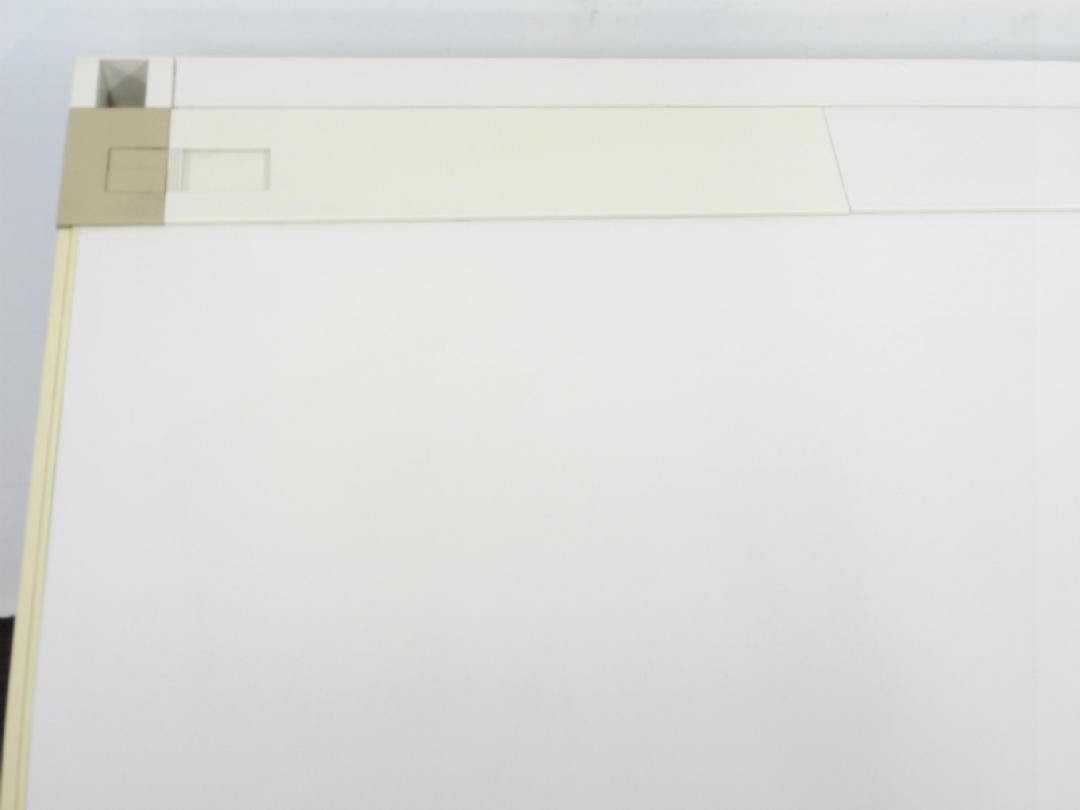 【セット商品】コクヨ製 幅1200 片袖デスク + オカムラ製 肘付きチェア ブルー 【中古オフィス家具 事務机 事務用回転イス】