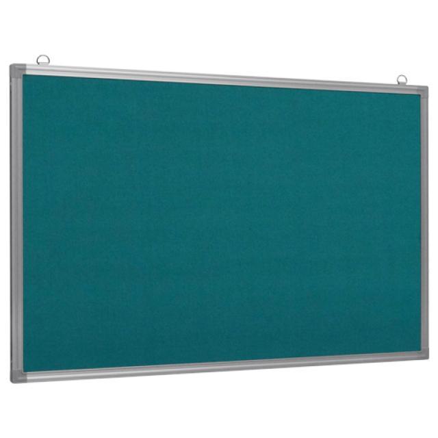 壁掛け掲示板W900 布張りタイプ【事務用品】