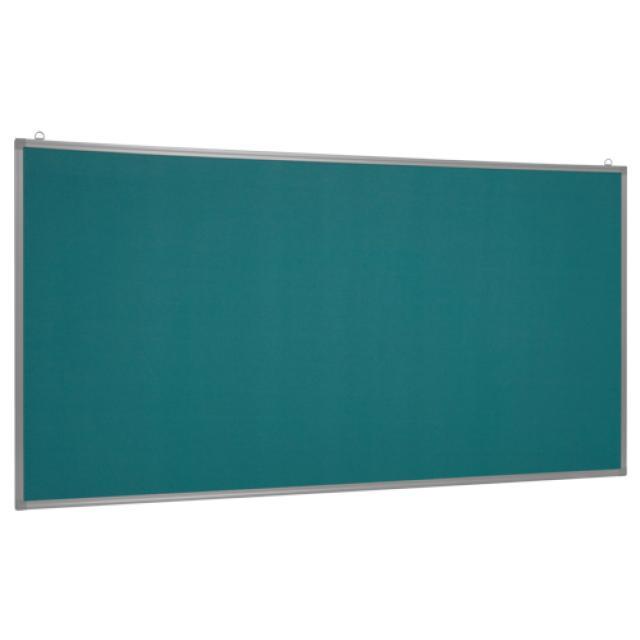 壁掛け掲示板W1800 布張りタイプ【事務用品】