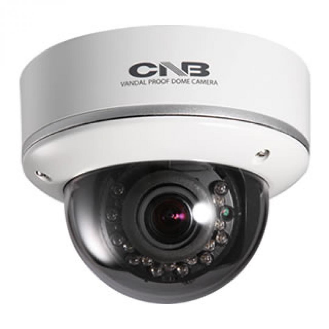 LED内臓の耐衝撃型のドームカメラです。 |LED耐衝撃型赤外線内蔵ドームカメラ