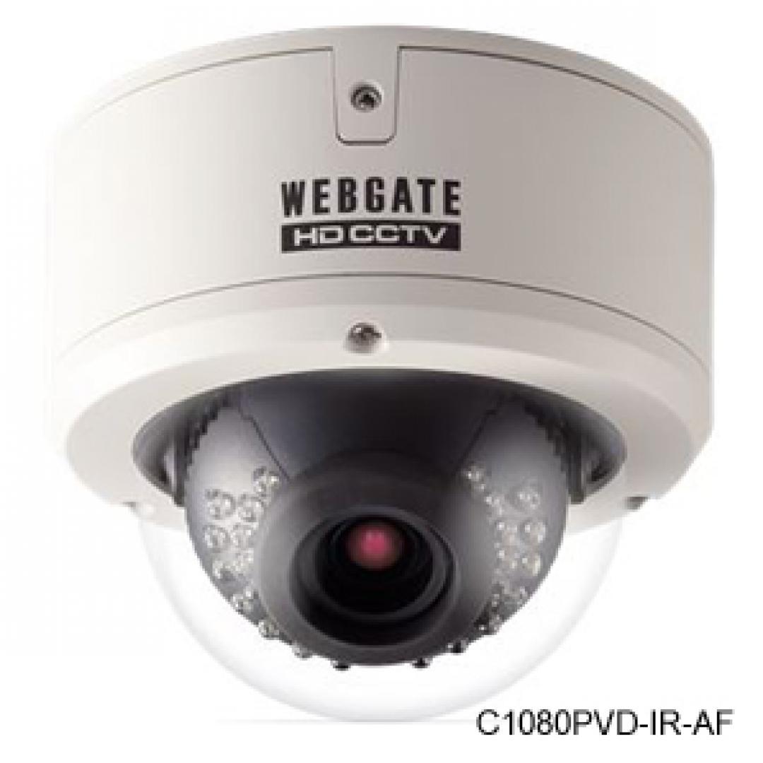 2.1メガ赤外線内臓ドーム型カメラ|HD-SDI IRドームカメラ