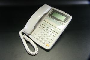 【NTT】製 最大手の安心感 【6ボタンカナ表示スター標準電話機(白)】 少人数事務所の方におススメ 【αRX2シリーズ対応】