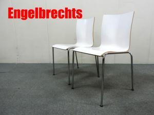 エンゲルブレヒト チェリックチェアX2脚セット【Dchair】
