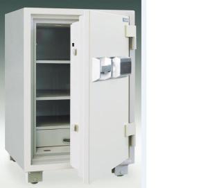 ダイヤセーフ 耐火金庫(防盗性能) テンキー式 ETS90 220kg