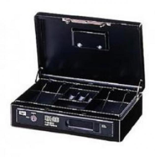 エーコー 手提金庫 シリンダー錠 HK-26 1.43kg