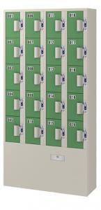 エーコー コインロッカー(4列5段20人用) JC-4520 89.1kg