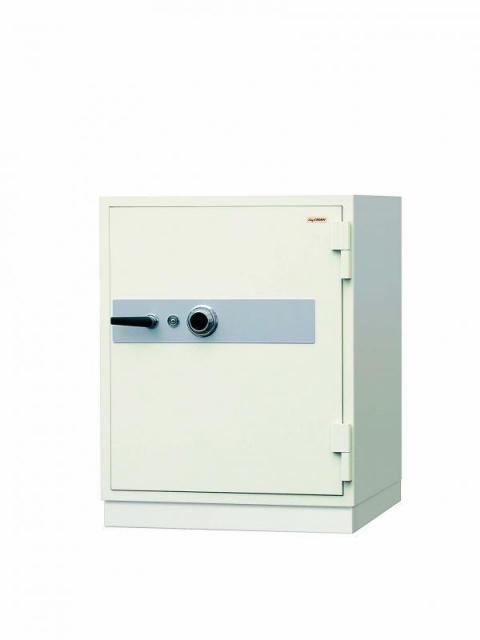 日本アイ・エス・ケイ(旧 キング工業) データメディア耐火金庫(防盗性能) ダイヤル式 DS-3100XD 340kg