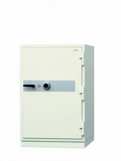 日本アイ・エス・ケイ(旧 キング工業) データメディア耐火金庫(防盗性能) ダイヤル式 DS-3200XD 420kg