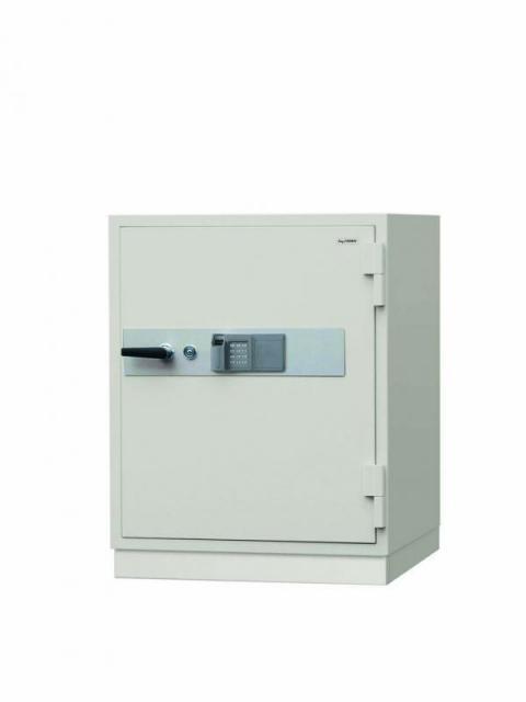 日本アイ・エス・ケイ(旧 キング工業) データメディア耐火金庫(防盗性能) 指紋照合式 DS-3100XFPE 340kg