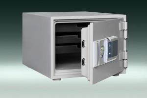 ダイヤセーフ 耐火金庫 指紋照合式 FP30-S 40kg