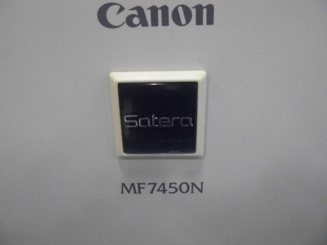【モノクロ複合機】キャノン MF7450N コピー FAX プリンター機能付き                         Satera                                     中古