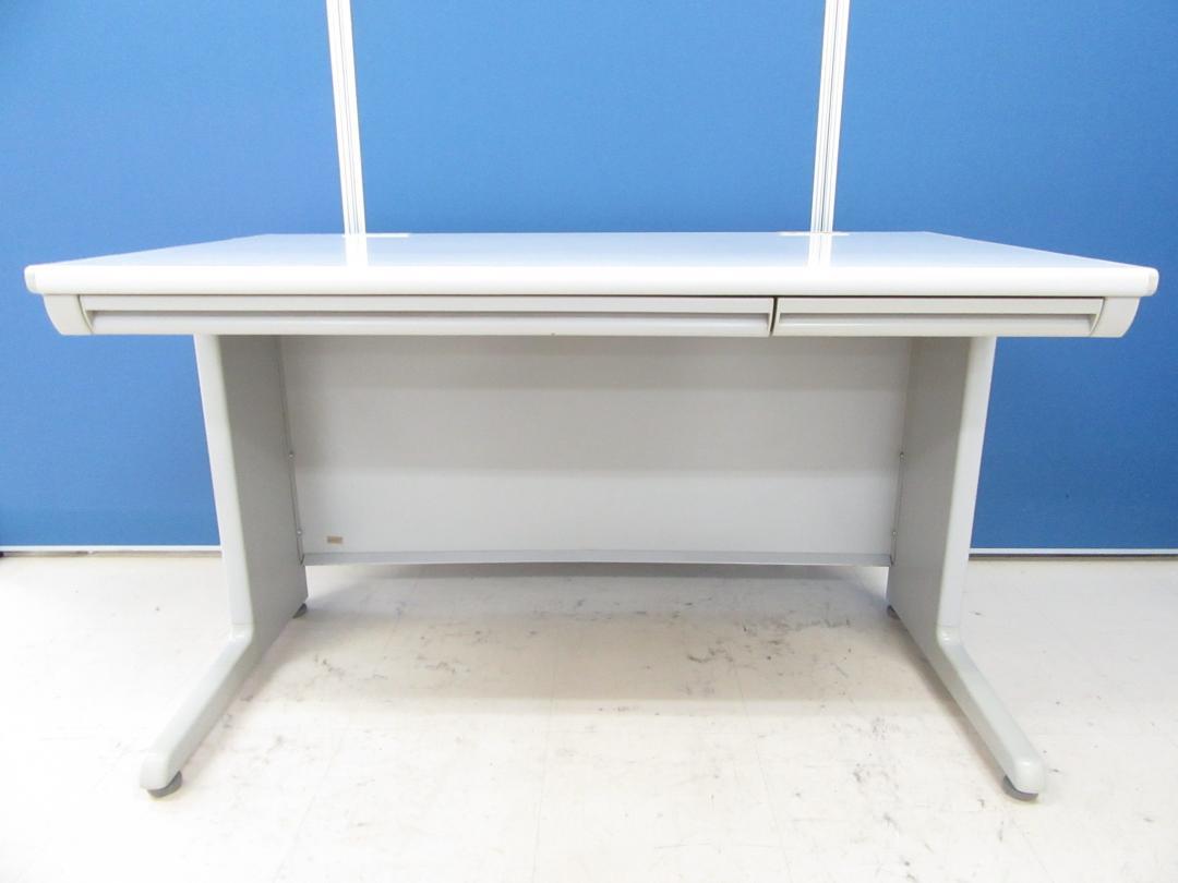 [大人気デスク!!]岡村製作所(okamura) 平デスク SDシリーズ 幅1200mm■オフィスの定番!!横幅120cmをお探しならコチラがおすすめ!!|SD-Vシリーズ[SD-V Desk system](中古)