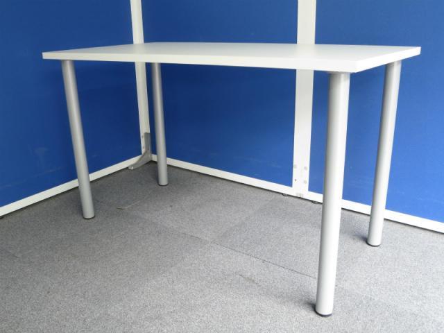 【ミーティングテーブル】~ちょっとしたスペースにちょうどいいサイズ!~【ワークテーブル】                                                              中古