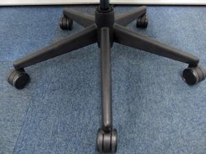 【腰痛にはこれ】リープV2 可動肘 カラー:グレー ランバーサポート付き【在庫1脚】 [leap](中古)