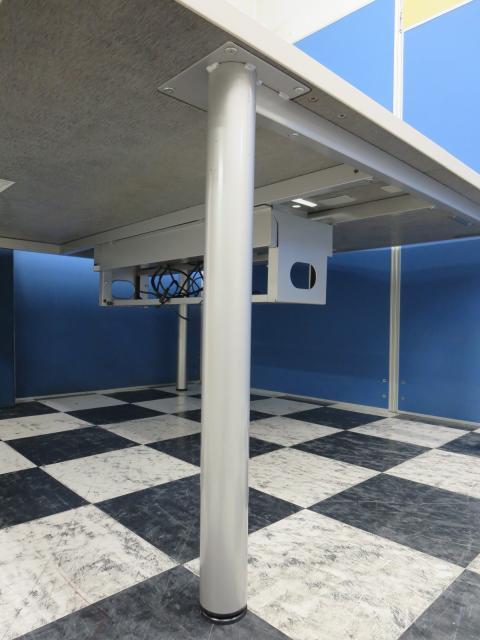 【大量入荷!】■会議・ミーティングに最適■天板が頑丈■4~6名様向け会議テーブル■さいたま店おすすめです                         DCNPシリーズ                                     中古