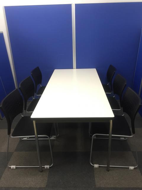 【セット商品】会議室にぴったり!■4名様規模でご利用可能です☆                                                              中古