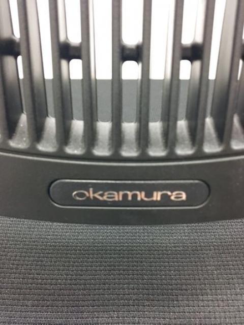 【ロット揃います】オカムラ製ネスティングチェア グラータ                         グラータ                                     中古