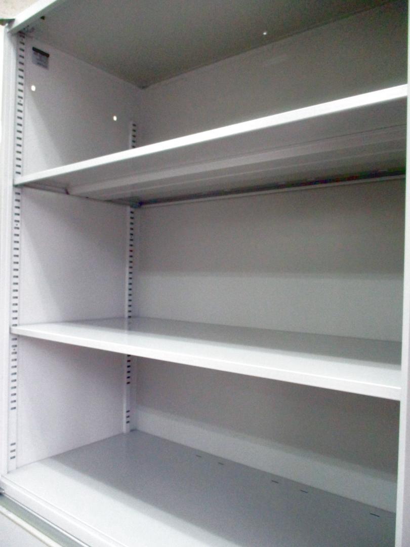 【鍵サービス実施中!】イトーキ製シンラインシリーズ【書類を大量収納できる書庫!】