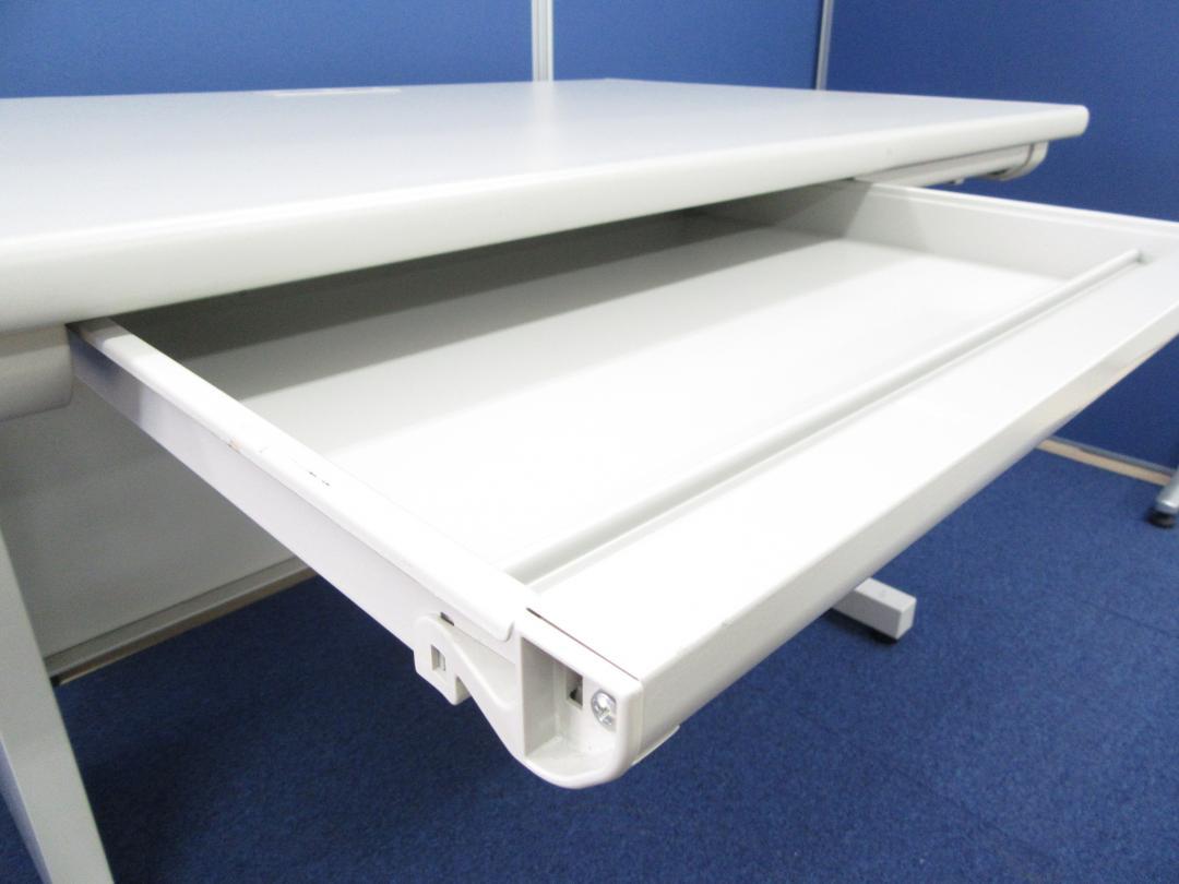 [¥7,000⇒¥6,000]平机 横幅1000mmのコンパクトサイズ!!省スペースに最適な平デスク!!オフィスの定番商品です!!