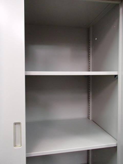 【1台入荷】オカムラ製|引き違い書庫|スペースの節約に!                                                              中古