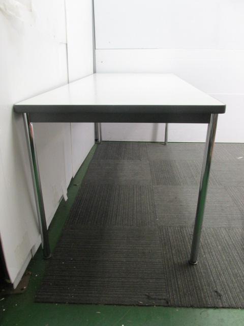 【会議用テーブル】6人用のミーティングテーブル!                                                              中古