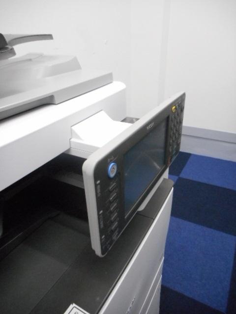 [限定1台][状態良好]最適印刷スピードで初期導入コピー機にお勧め[リコー][MPC2802][2段給紙]|imagio MP(中古)