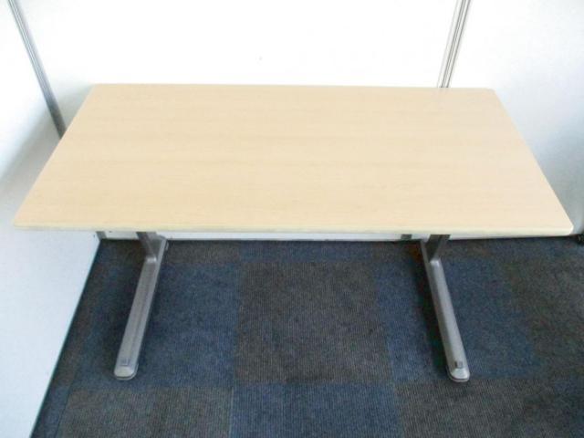 【簡易受付として利用可能!】テーブル×チェアのセット商品!【セット商品のためお得です!】                                                              中古