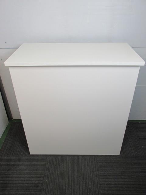 【木製ハイカウンター】ホワイトカラー|1台入荷                                                              中古
