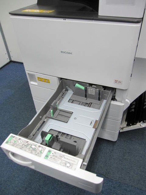 商品入れ替えでお安くなっております!おつとめ品【2012年発売モデル】カラー複合機 リコー製 MPC2802|imagio MP(中古)