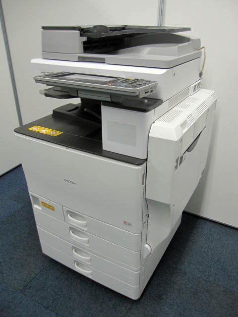 商品入れ替えでお安くなっております!おつとめ品【2012年発売モデル】カラー複合機 リコー製 MPC2802