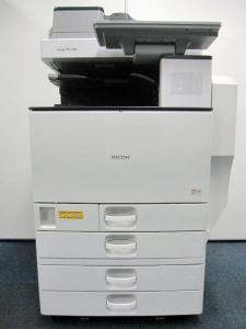 商品入れ替えでお安くなっております!おつとめ品【2012年発売モデル】カラー複合機 リコー製 MPC2802(中古)