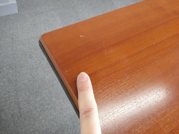 【傷ありため特価品での販売です!!】ウィルクハーン タイムテーブル W2100フラップテーブル 新品定価52万(中古)
