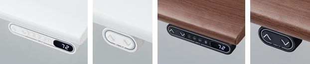【上下昇降可能デスク】次世代のデスク!座らずにデスクワークが出来ます!W1200【新型デスクも御安く】オカムラ製スイフトシリーズ【各種在庫確認出来ます】【インジケーター付】|Swift