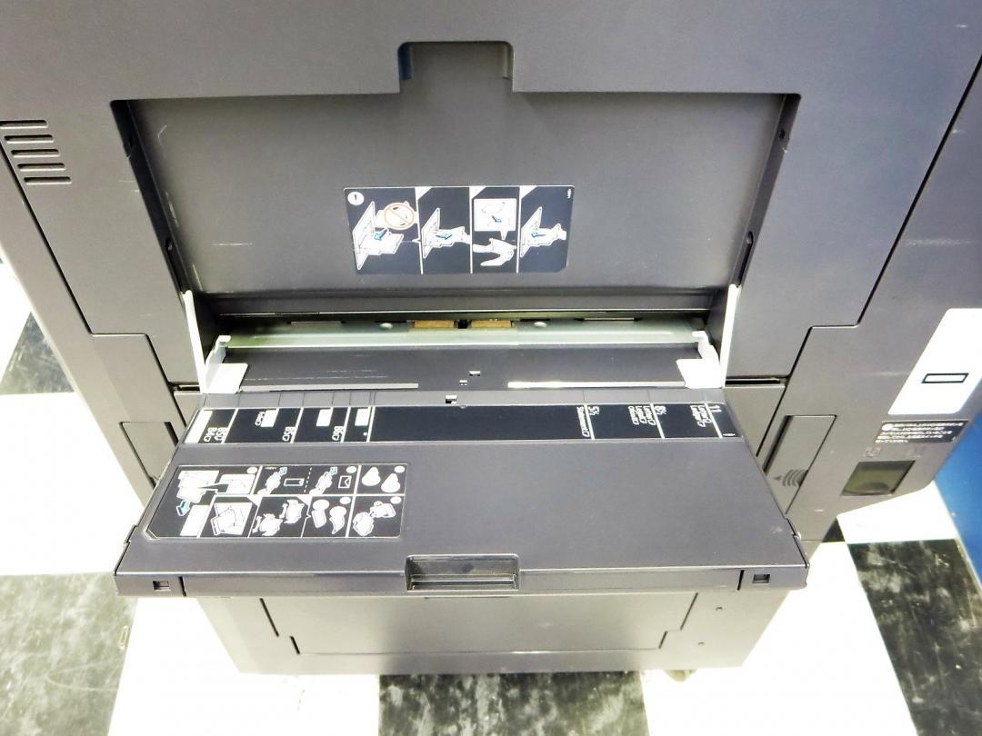 【驚異のカウンター1万枚台!】■2015年製/1世代前の準現行機が中古で入荷■連続コピーに強い一品|TASKalfa(中古)