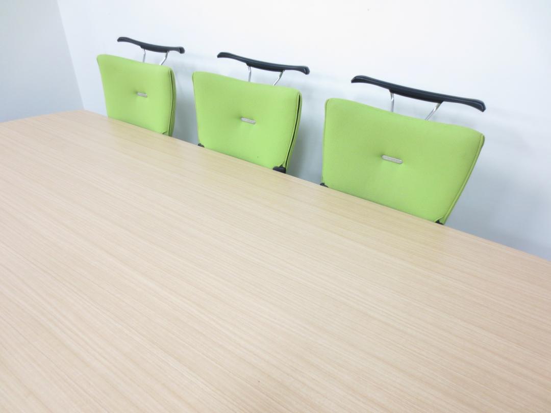 【お洒落なミーティングルームを作りませんか?】お得なセット商品!!コレだけでミーティングルームや会議室が作成可能です【状態良好】|DDD(中古)