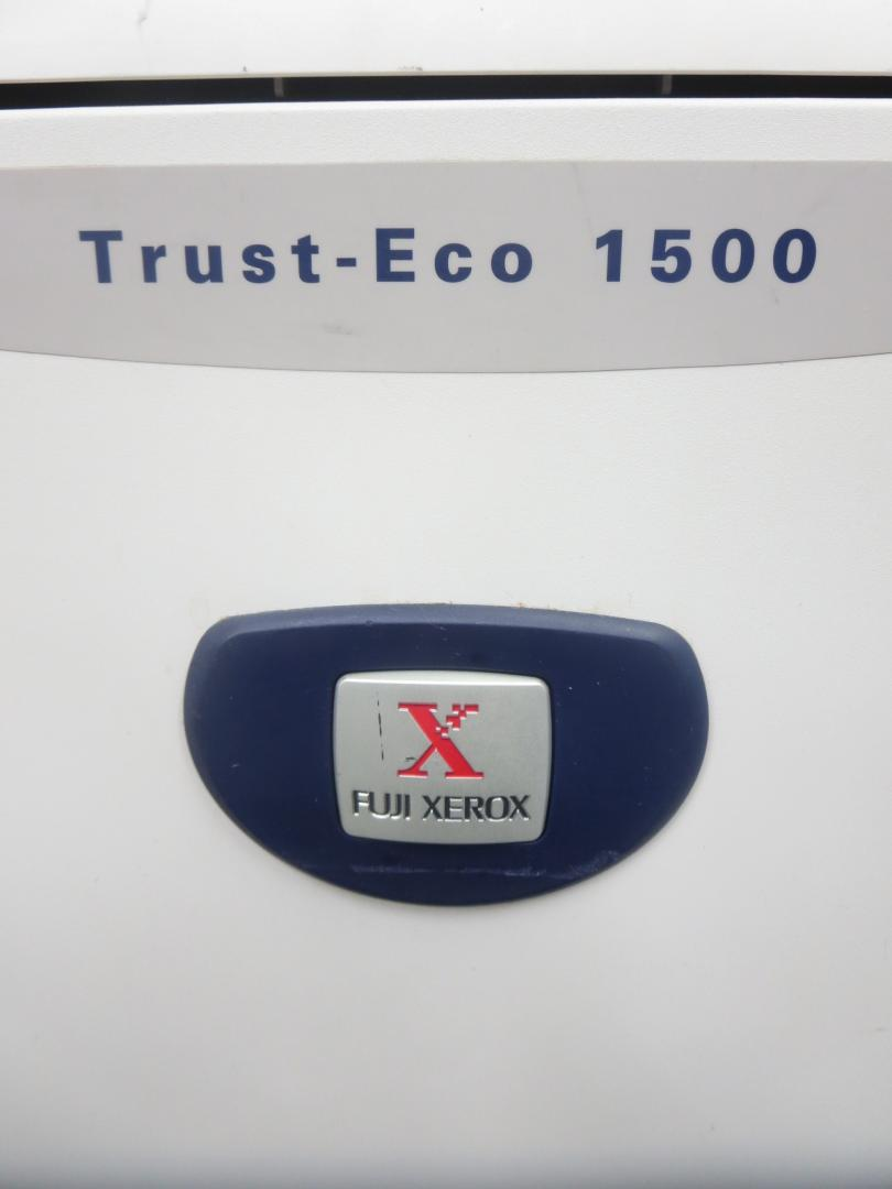 【¥150,000→¥100,000!】【緊急値下げ!】現行品!安心・高品質のメーカー製■最大投入枚数65枚のパワー型、でもスリムボディ!■さいたま店オススメ!!ぜひお早めに!!|Trust-Eco 1500(中古)