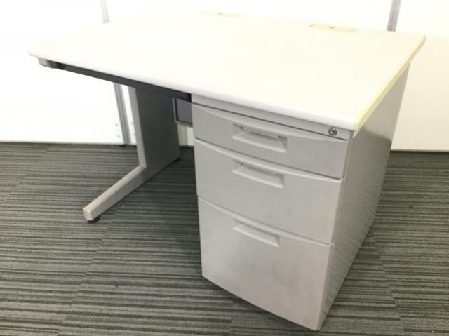 オフィス空間を無駄無く使用できるW1000mmの人気サイズ!イトーキ(ITOKI)CZシリーズ!多くの企業様で使われているロングセラー商品です