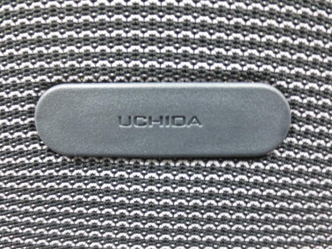 【200脚以上の入荷!!】デザイン性抜群のハイバックチェア■内田洋行(UCHIDA)Ludioルディオシリーズ【大量ロット】|ルディオチェア[Ludio](中古)