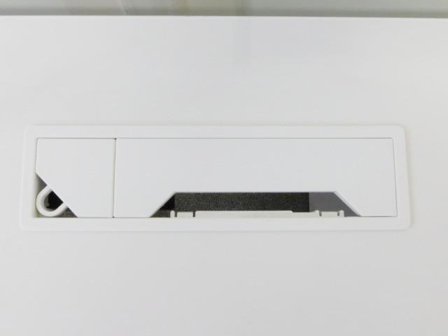 【国産メーカー】【部材欠けの為お値下げしました】内田洋行社製のスカエナシリーズになります!人気シリーズ!人気のホワイトカラー!|スカエナ[SCAENA](中古)