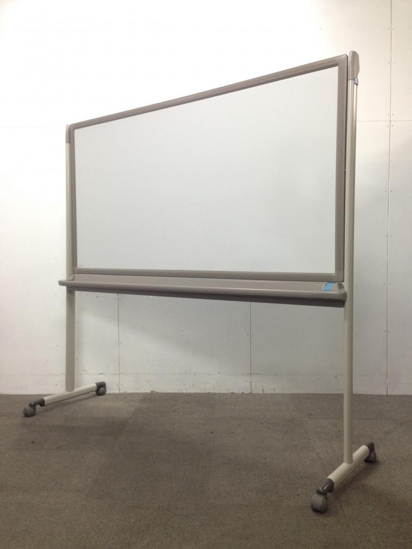 【W1800/高品質・使用頻度高いユーザー様へ】ホーローホワイトボード(片面タイプ)で質の高い会議空間を演出します!|4W82