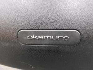 【肘無し】オカムラ製オフィスチェア アドフィット[ADFIT](中古)