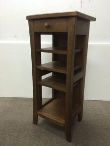 【レア商品】家庭でも使える木製電話台