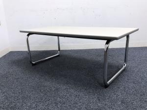 【コクヨ製のローテーブル・センターテーブル】1台のためお値打ち価格 ちょっとした台としてのご利用にも!