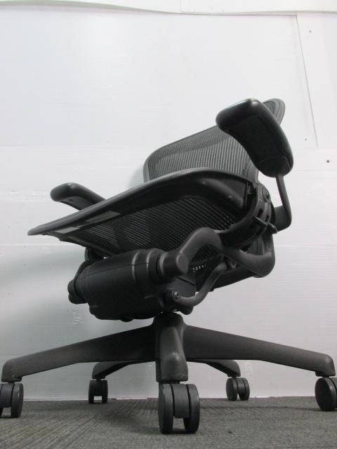 【おつとめ品】ワケ有りアーロンチェア 昇降、リクライニング、前傾制御機能に不具合あり|アーロンチェア[Aeron chair](中古)_11