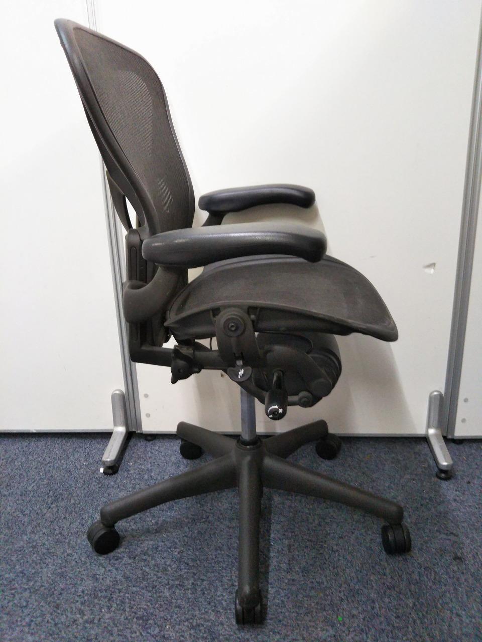 【高級チェアの代名詞】ハーマンミラー製 アーロンチェア【9脚入荷】|アーロンチェア[Aeron chair](中古)